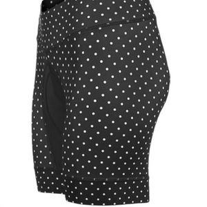 Shebeest Padded Polka Dot Cycling Shorts